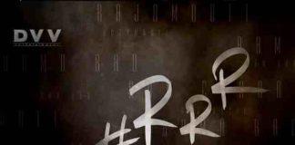 #RRR - 45 Days shoot for Interval episode