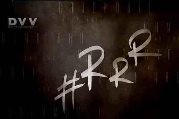 #RRR – 45 Days shoot for Interval episode