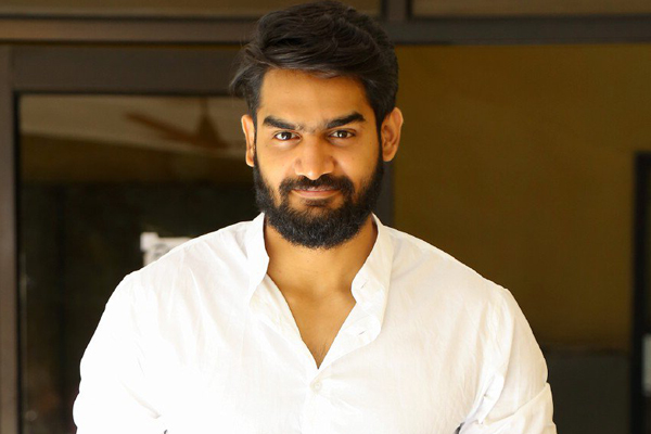 RX 100 actor Karthikeya signs his Third