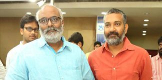 Rajamouli and Keeravani start work for #RRR
