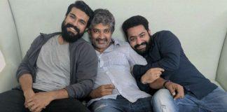 Rajamouli multi-starrer NTR and Ram Charan