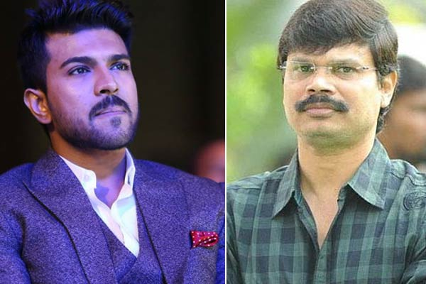Ram Charan and Boyapati remuneration for DVV Danayya film