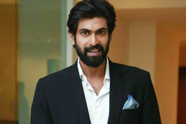 Rana Daggubati starts shooting for 'Housefull 4'