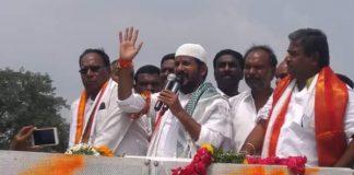 KCR is RGV, Congress is K. Vishwanath : Revanth Reddy