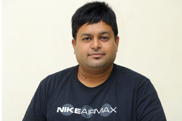 A dozen projects put Thaman busy in this lockdown time
