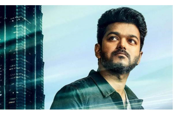 Vijay's Sarkar to release in 80 Countries