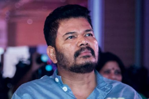 Shankar to direct another science fiction thriller