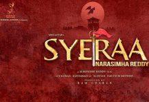 Busy days ahead for Chiranjeevi Syeraa Narasimha Reddy