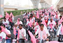 TRS Political stunt – Sales of Royal Enfield increases