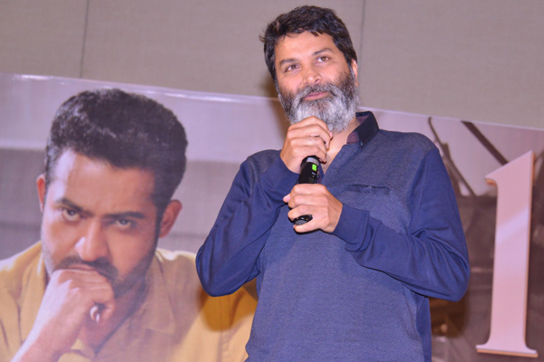 NTR is a torchbearer of this generation : Trivikram