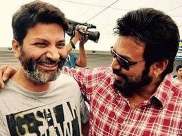 Trivikram puts Venkatesh 's film on hold