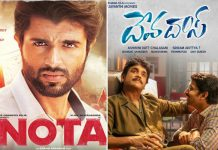 US-box-office--NOTA-is-disaster,-DevaDas-couldn't-sustain