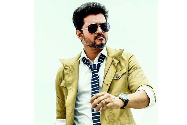 Vijay to romance two top actresses?