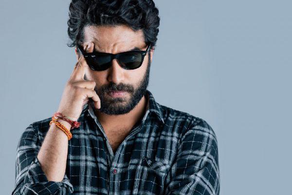 One more young actor Vishwak Sen turning Director?