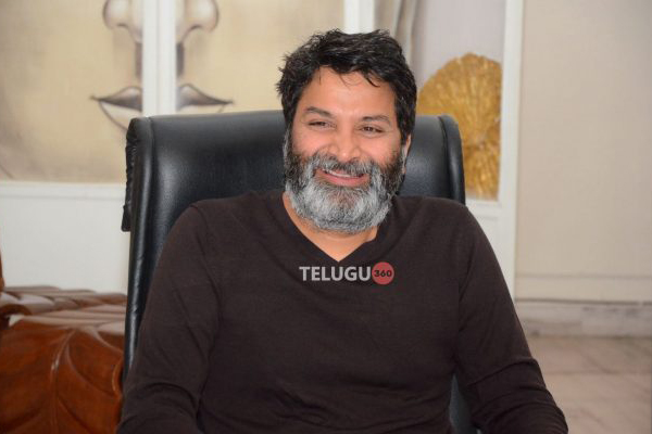 Exclusive: Trivikram meets NTR