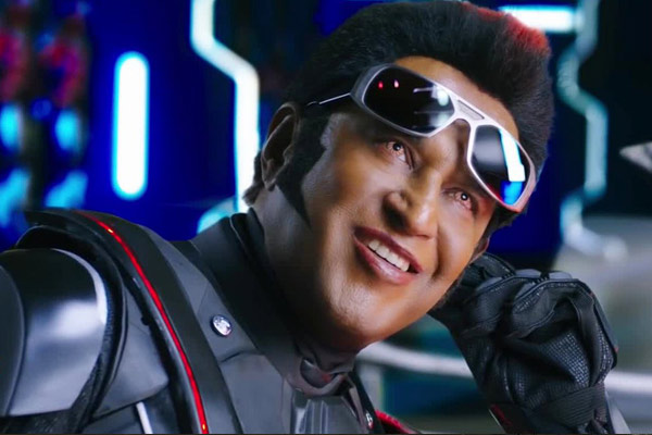 2Point0 – Did Telugu reviewers get carried away by Chennai hype ?