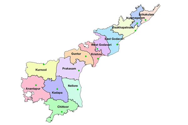 AP new districts another weapon for Opposition?
