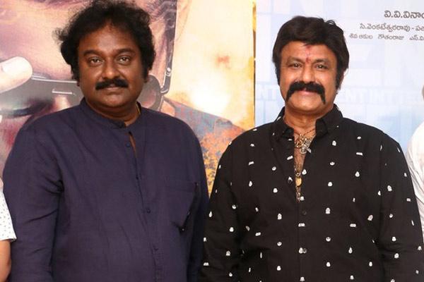 Balakrishna scraps VV Vinayak's film