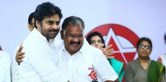 Ex Minister Balaraju quits Cong, joins Jana Sena