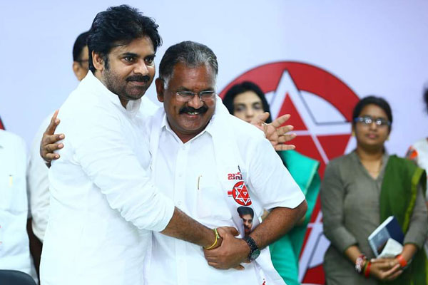 Ex Minister leaves Janasena ahead of Pawan Long March