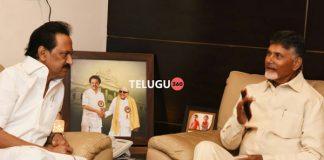 Pics : Chandrababu Naidu meets DMK Stalin