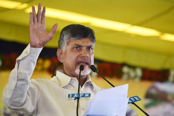 Modi only interested in Gujarat: CBN on Polavaram