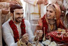 Deepika and Ranveer's Wedding photos