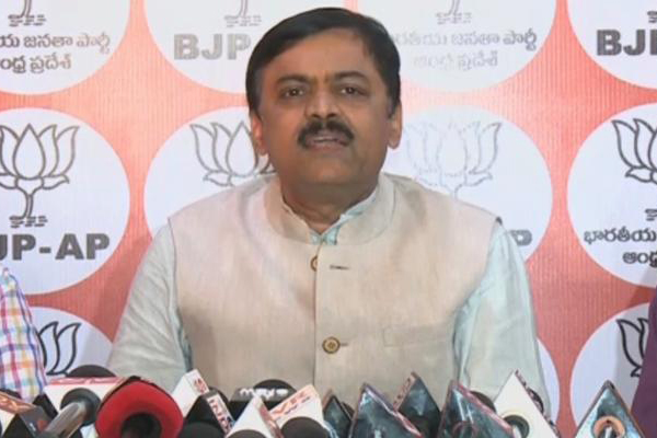 GVL asks Naidu if he is ready to merge TDP with BJP