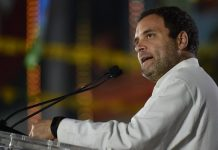 Hyderabad's growth hit roadblock under TRS says Rahul Gandhi