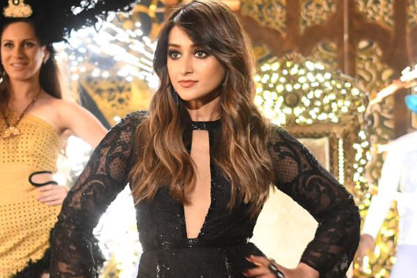 Ileana does it for the first time