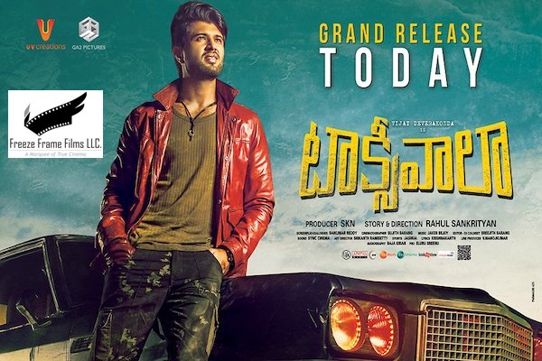 TAXIWAALA – All Set For The Premieres TODAY