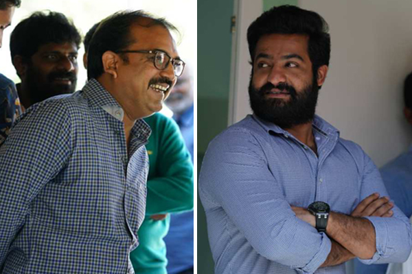 Joint production for NTR - Koratala Siva film