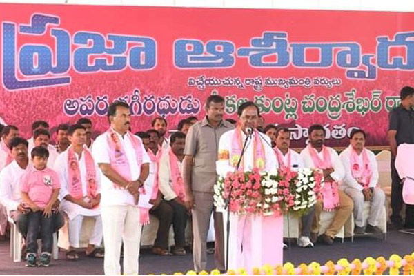 KCR's plea to Telangana voters to save him: All-round attack