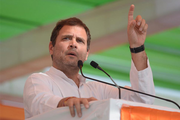 KCR has finally become 'Commissions Rao', says Rahul Gandhi