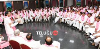KCR offered b forms to TRS party candidates