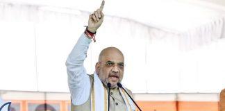 KCR pushed rich Telangana into huge debts, says Amit Shah