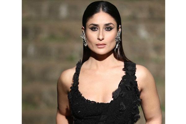 Kareena Kapoor's first trip to Amaravati