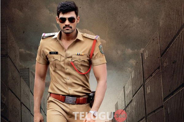First Look: Bellamkonda Sreenivas' Kavacham