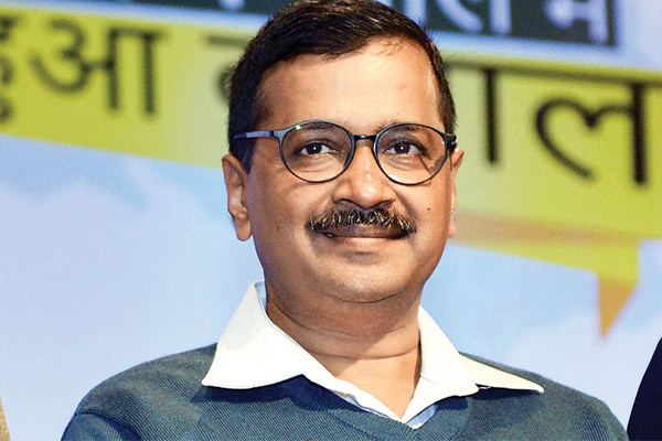 Kejriwal lashes out at BJP for raiding TDP leader's home, offices