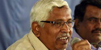 Kodandaram revolts against Congress Mahakutami problems