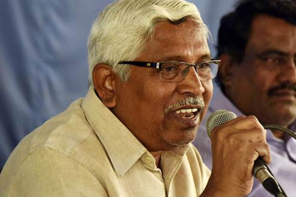 Kodandaram revolts against Congress: Mahakutami problems