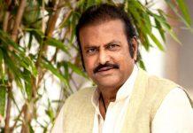 Mohan Babu calls on resting Jagan at Lotus Pond home