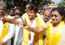Nandamuri Suhasini receives family support for Telangana Assembly bidNandamuri Suhasini receives family support for Telangana Assembly bid