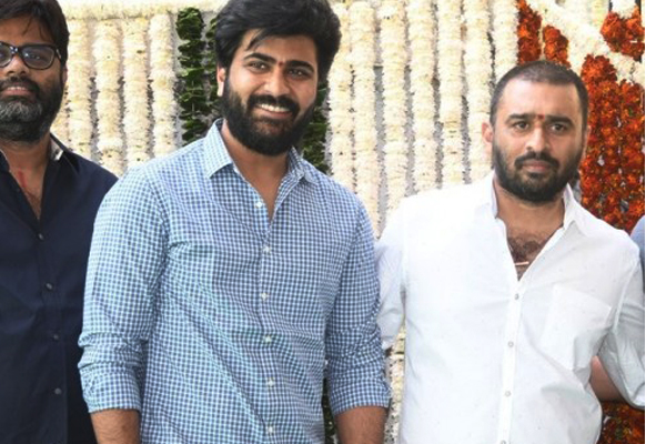 No truth in rumours about Sharwanand - Sudheer Varma film