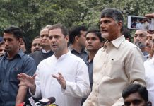 Opposition will defeat BJP with unity, says Rahul and CBN