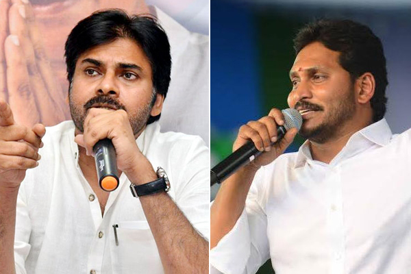 Jagan-BJP-Pawan on a secret mission to outsmart Naidu?