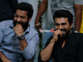RRR : NTR and Charan rehearsing for martial arts