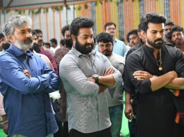 Rajamouli tight lipped about RRR