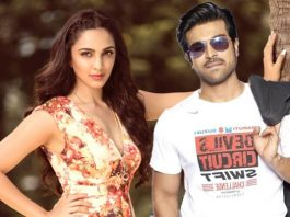 Ram Charan and Kiara sizzle for a peppy number Vinaya Vidheya Rama