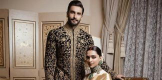 Ranveer and Deepika wedding reception photos